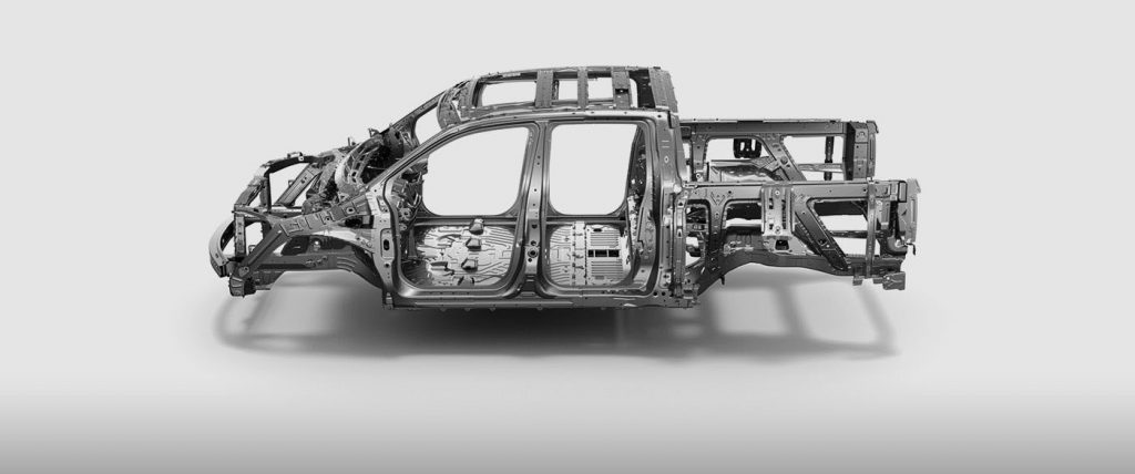 Honda-Ridgeline-Structure