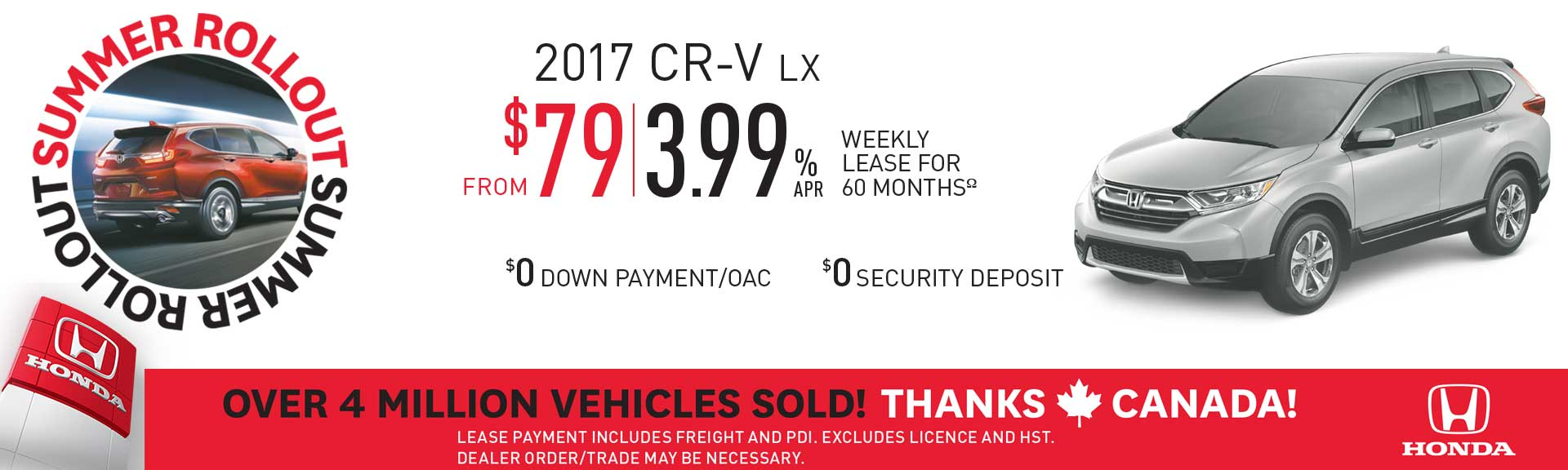 2017 CR-V LX