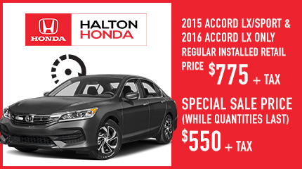 2015 Accord LX/Sport & 2016 Accord LX Only Remote Starter